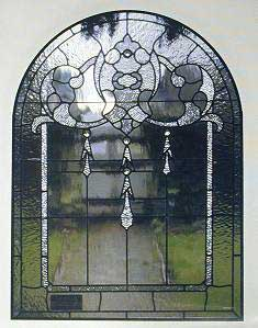 CKE-131 Elegant Entry (Stained Glass Full Patterns)