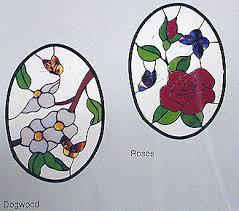 CKE-2 Butterfly Duet (Full Size Stained Glass Patterns)