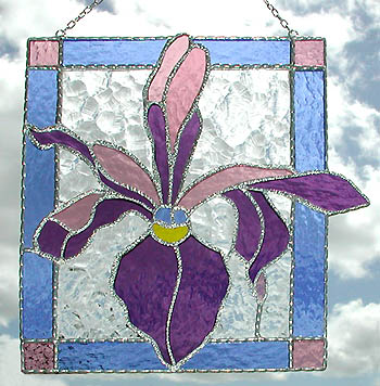PurpleOrchidSuncatcher