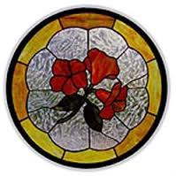 CKE-44 Sweet Bouquet (Stained Glass Full Size Patterns)