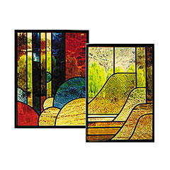 CKE-50 Fun Forms (Stained Glass Full Size Patterns)
