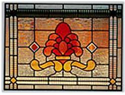 CKE-57 Fleur-de-lis (Stained Glass Full Size Patterns)