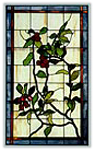 CKE-62 Gridwork Elegance (Stained Glass Full Size Patterns)