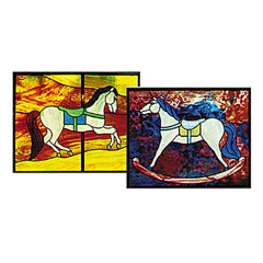 CKE-96 Joy Rides (Stained Glass Full Size Patterns)