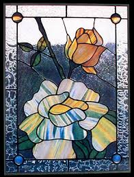 CKE-46 Garden Prize (Stained Glass Full Size Patterns)